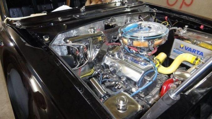 Двигатель Иж-2715