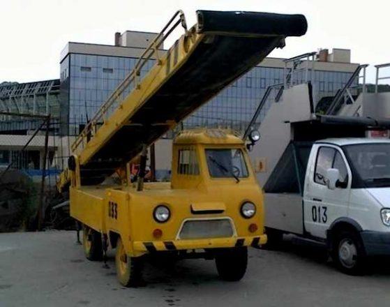АТ-6 на базе УАЗ