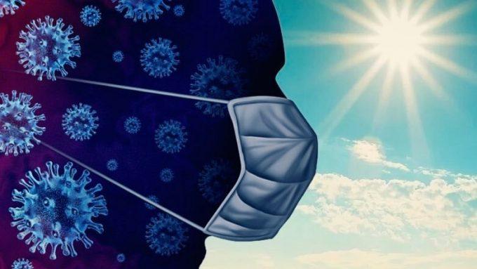 Солнце и вирусы