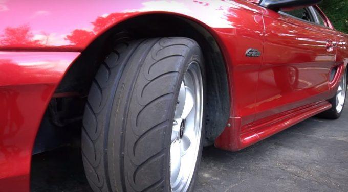 Поворот передних колес