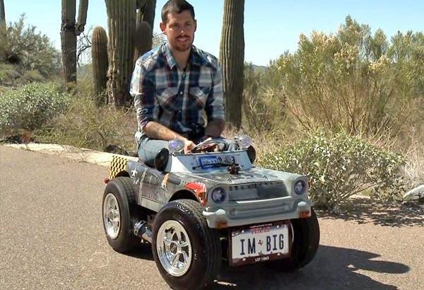 Coulson Car