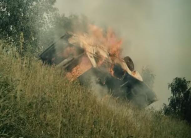 Кадр из фильма «Авария – дочь мента»