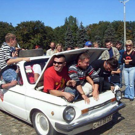Лишние пассажиры в авто