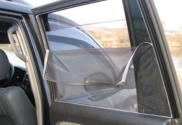 Сетки на стекло авто