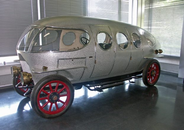 Alfa Romeo Aerodinamica