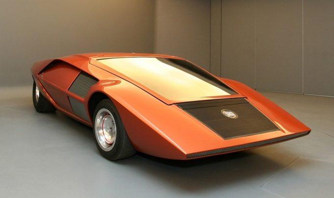 Bertone Stratos HF Zero