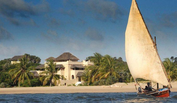 Остров Ламу в Кении
