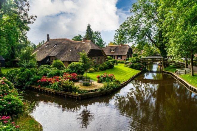 Гитхорн в Нидерландах