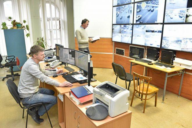 Центр наблюдения за дорогами