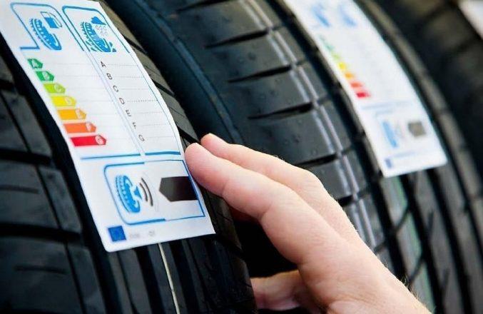 Маркировка на автомобильных шинах