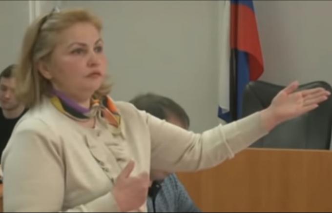 Лилия Хоруженко