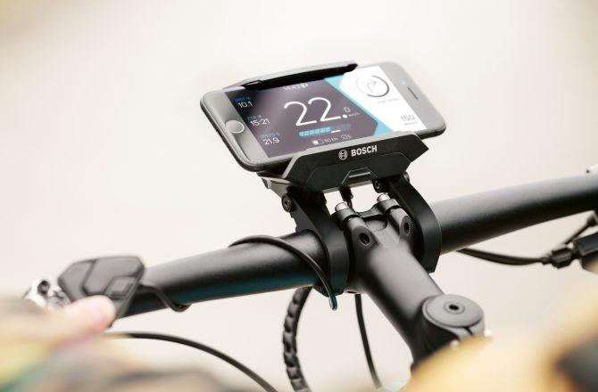 Приложение в смартфоне для мотоциклистов