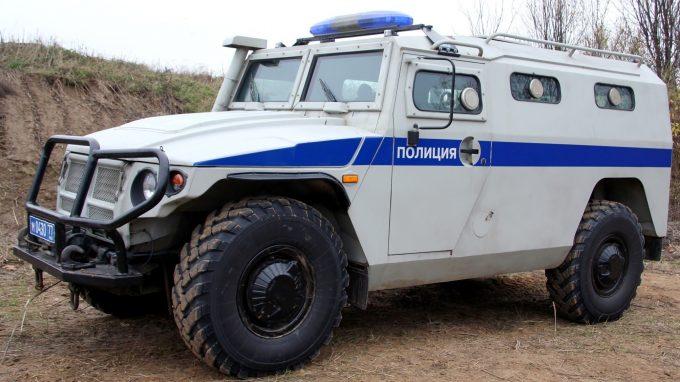 Полицейский ГАЗ 233036 СПМ-2