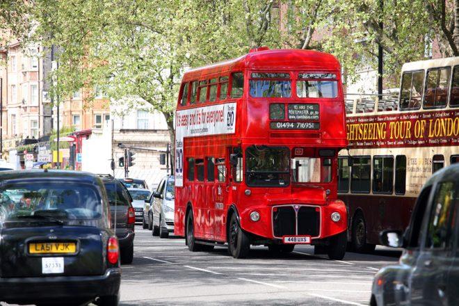 Транспорт в Великобритании