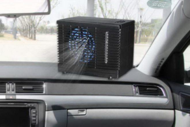 Автомобильный мини-кондиционер