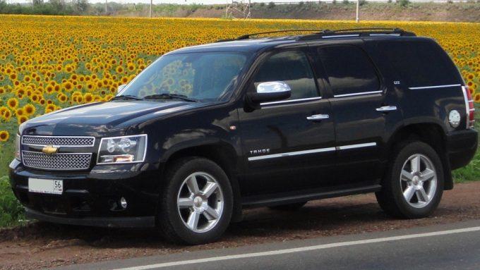 Chevrolet Tahoe 3 поколения