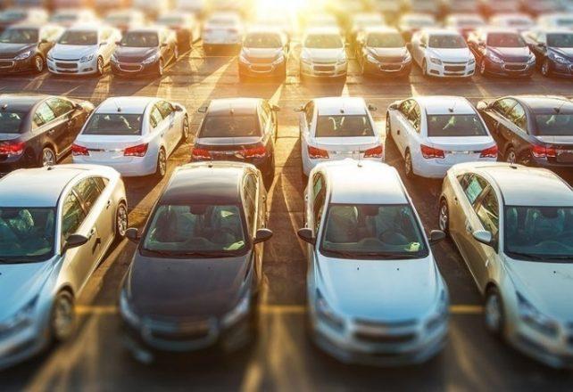 Рынок подержанных авто
