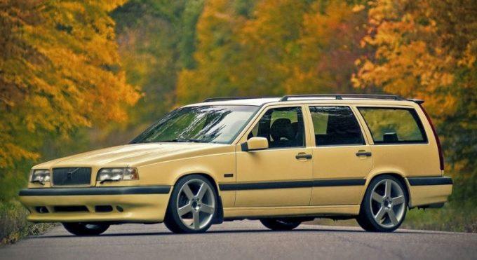 Volvo 850 T5-R Estate