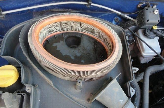 Воздушный фильтр авто