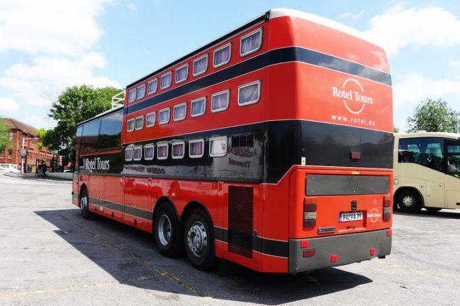 Автобус-гостиница