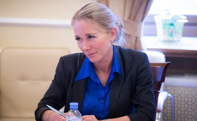 Екатерина Авдеева, представитель экспертного центра «Деловой России»