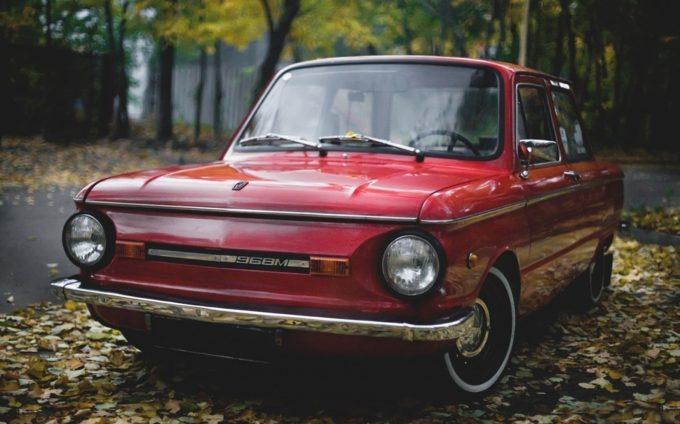 Автомобиль ЗАЗ
