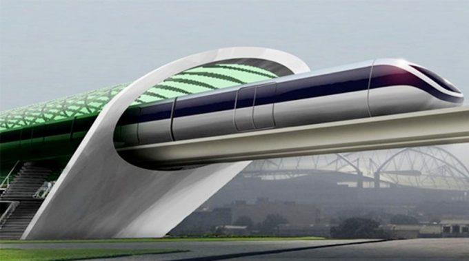 Проект ж/д вокзала будущего