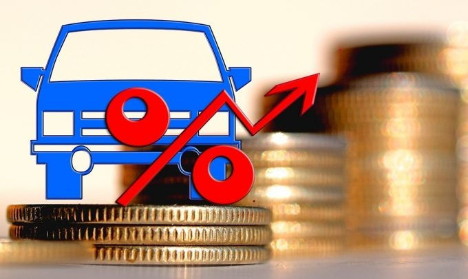 Графика: , монеты, машина и рост цены