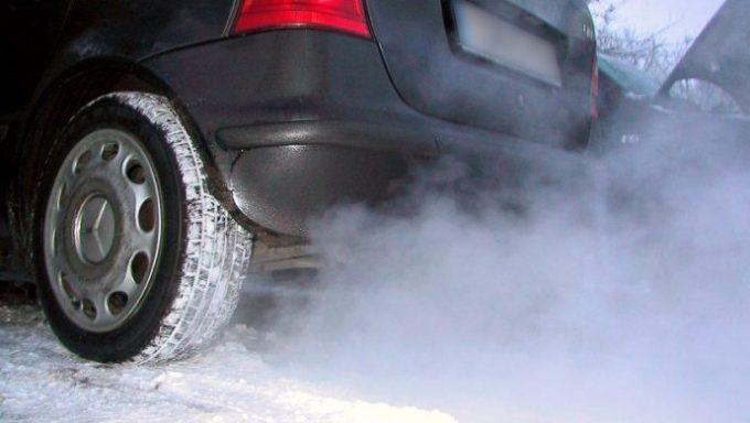 Прогрев авто зимой