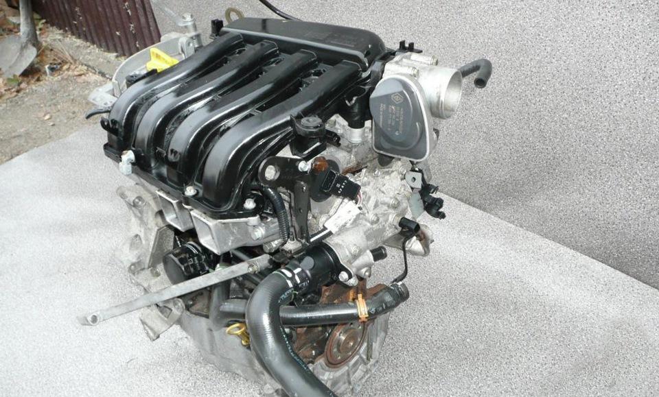 Мотор К4М