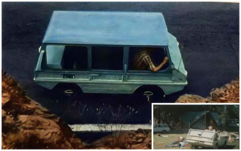 Авто из фильма