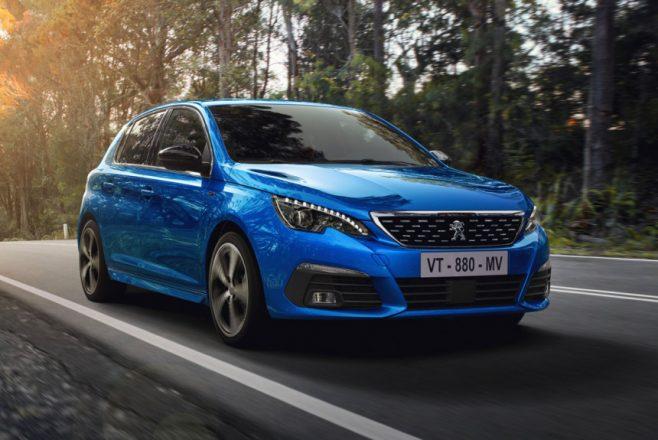 Peugeot – 308.