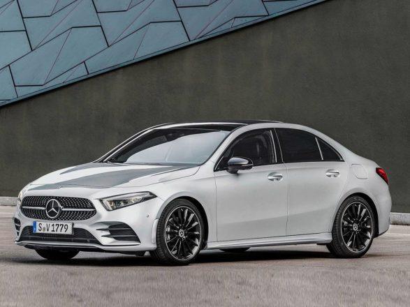 Mercedes Benz A-Class.