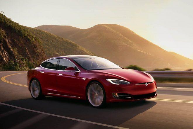 Tesla Motors Model S.
