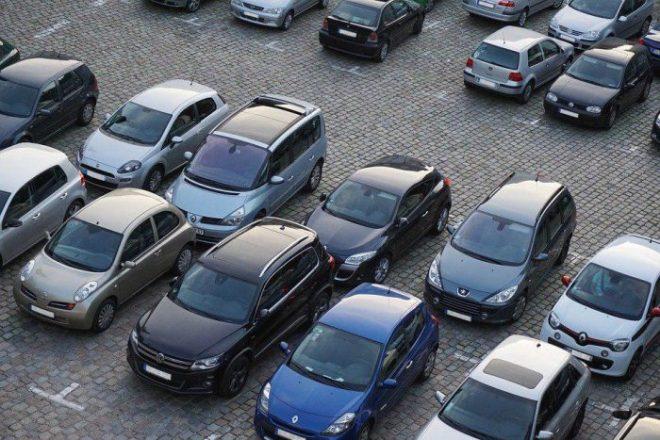 Авто-парковка