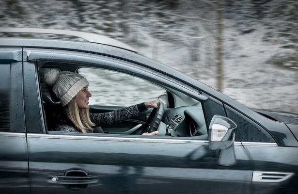 Девушка-авто