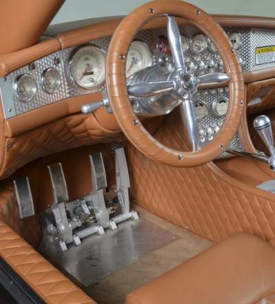 Педали Spyker C8.