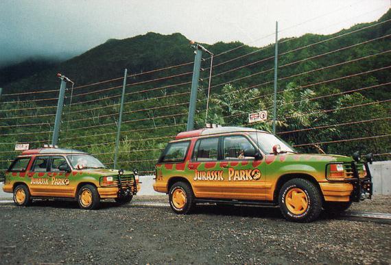 Ford из Jurassic Park.