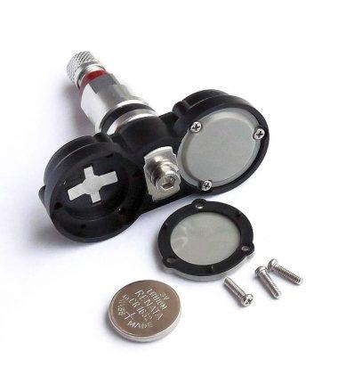 батарейка в датчике давления шин