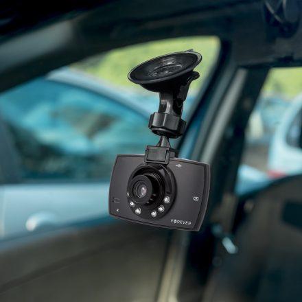 Видеорегистратор с одной камерой.