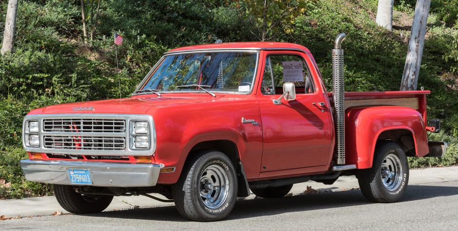 Dodge Li'l Red Express.