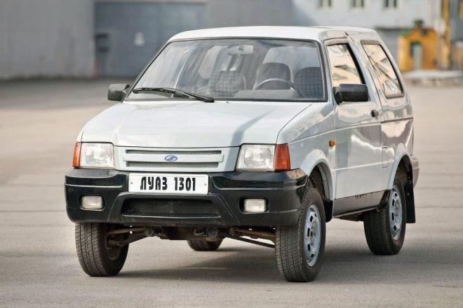 «ЛуАЗ-1301».
