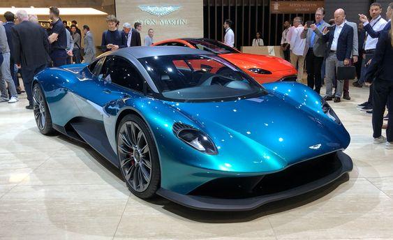 Aston Martin Vision.