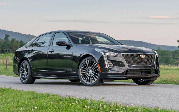 Cadillac CT6.