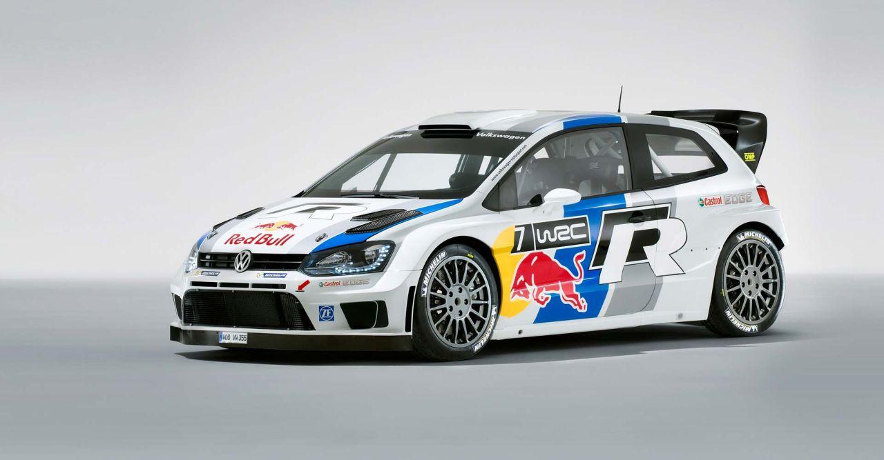 Polo R WRC.