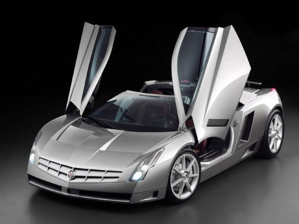 Cadillac Cien.