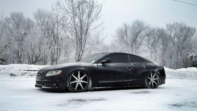 тонировка зимой