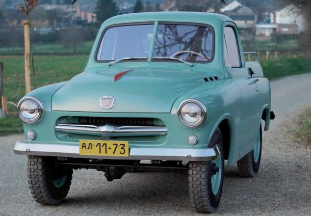 «ГАЗ М73».