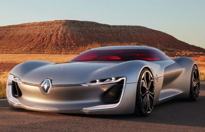 Renault Trezor.