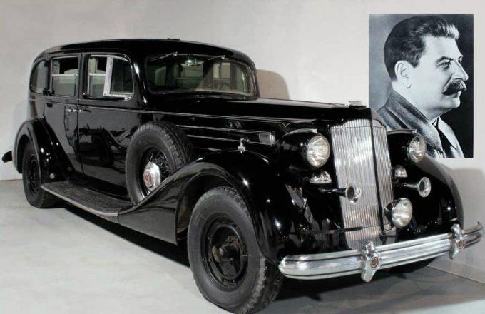 Packard Twelve.